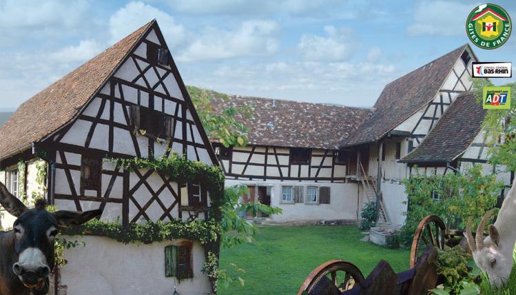 Gites In France. Gîte de France à La Gouesnière